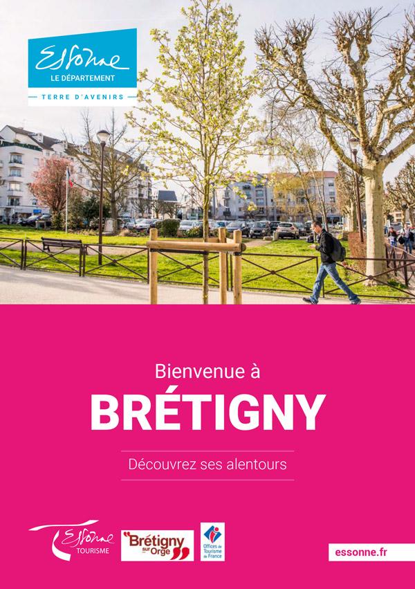 Brochure Bienvenue à Brétigny