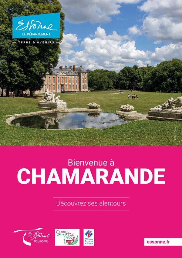 Brochure Bienvenue à Chamarande