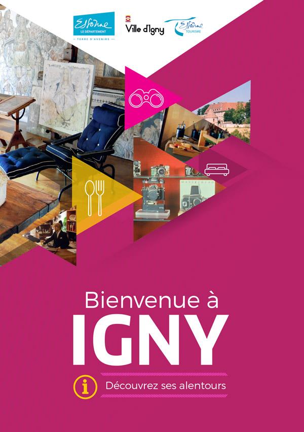 Brochure Bienvenue à Igny