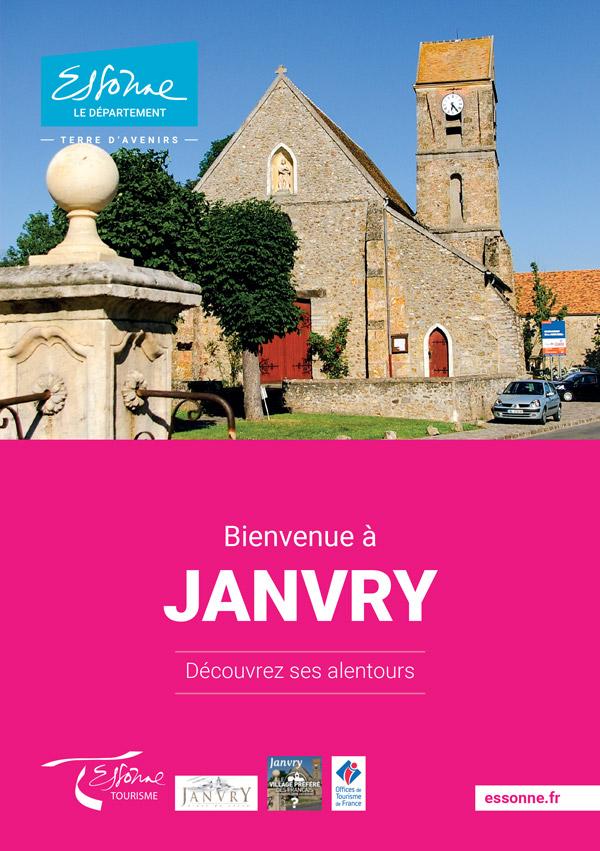 Brochure Bienvenue à Janvry