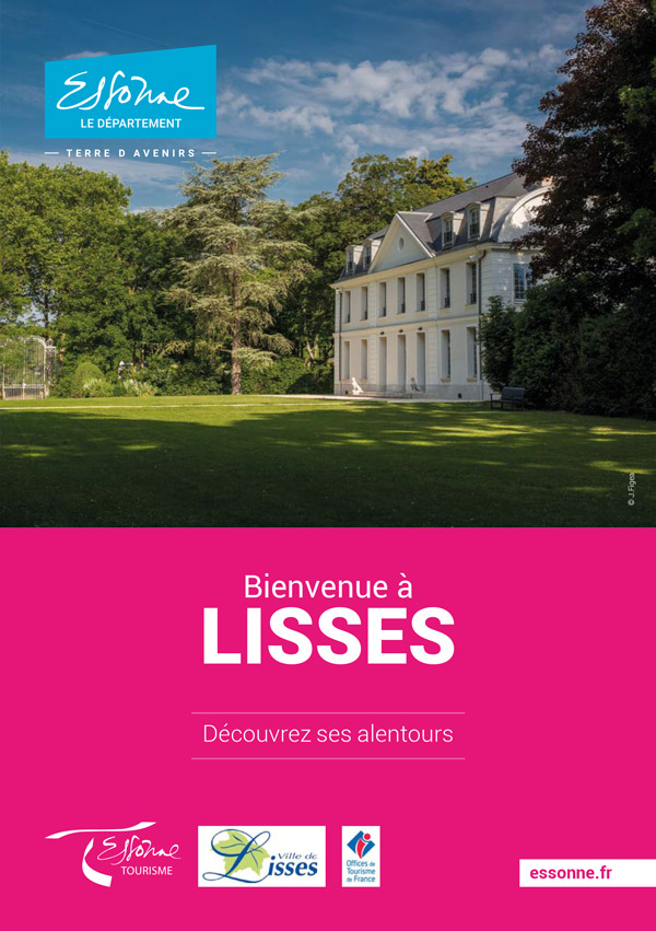 Brochure Bienvenue à Lisses