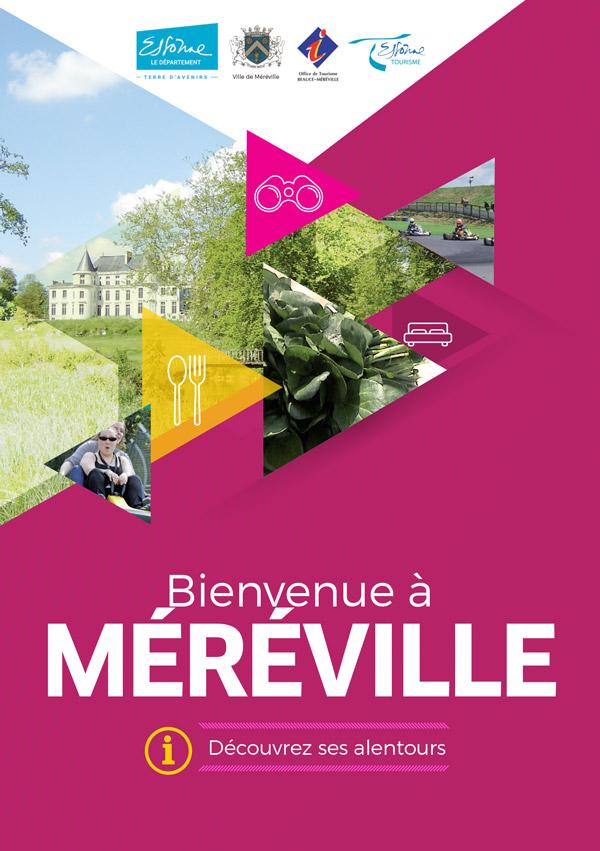 Brochure Bienvenue à Méréville