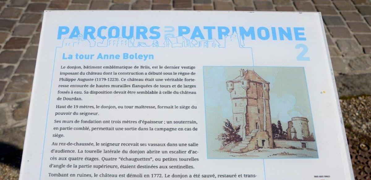 Guide Parcours Patrimoine