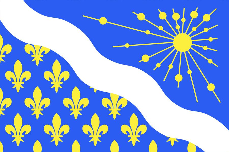 Blason de l'Essonne - Tourisme Essonne
