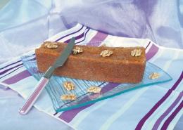 Recette Fondant au miel du Gâtinais et aux noix