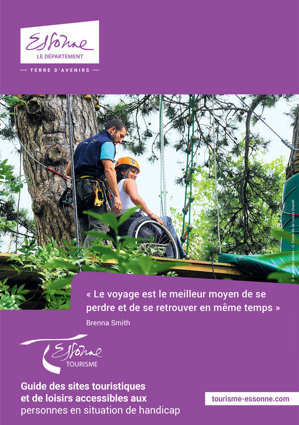 Tourism & Leisure Guide accessible to people with disabilities ESSONNE 2019