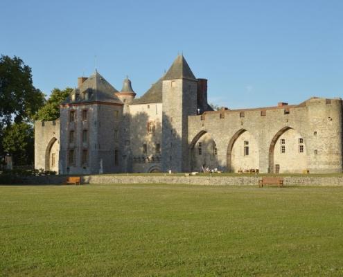 Château de Farcheville | MICE | Essonne tourisme