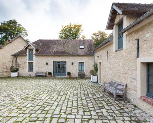 Hameau de Courances   MICE   Essonne tourisme
