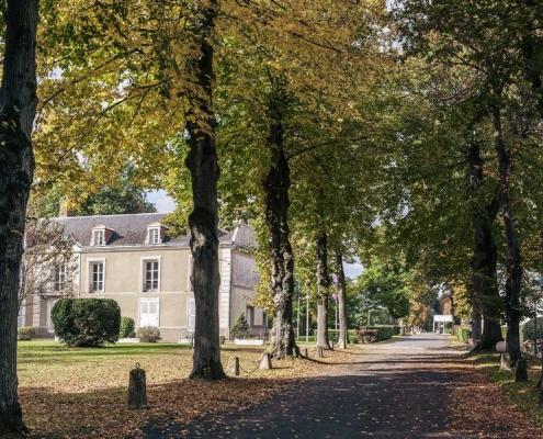 Hôtel Mercure Parc du Coudray - Demeure de Campagne   MICE   Essonne tourisme
