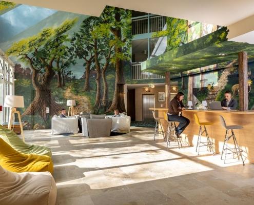 Hôtel Mercure Parc du Coudray - Demeure de Campagne | MICE | Essonne tourisme